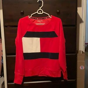 Tommy Hilfiger crew neck from Macy's.